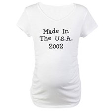 Made in the usa 2002 Shirt