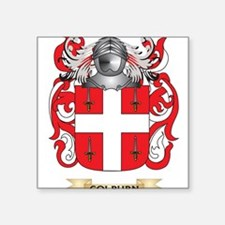 Colburn Coat of Arms Sticker
