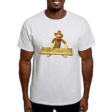 Code Sock Monkey T-Shirt