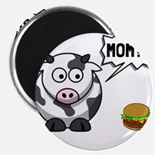 Cow Mom Magnets