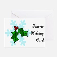 Generic BLANK inside Greeting Cards (Package of