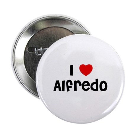 "I * Alfredo 2.25"" Button (10 pack)"