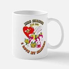 Navy SeaBee - Mrs SeaBee Mug