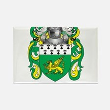 Collins Coat of Arms Rectangle Magnet