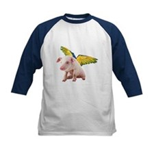 Pigs Fly Baseball Jersey