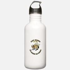 New Navy SeaBee Water Bottle