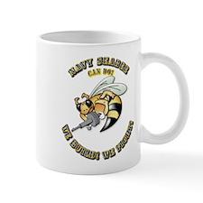 New Navy SeaBee Mug