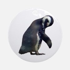 african penguin Ornament (Round)