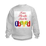 Her Kids Sweatshirt