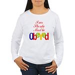 Her Women's Long Sleeve T-Shirt