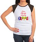 Her Women's Cap Sleeve T-Shirt