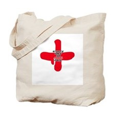 """""""everyday is AIDS day"""" Tote Bag"""