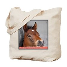 """Connemara Foal 1"" Tote Bag"