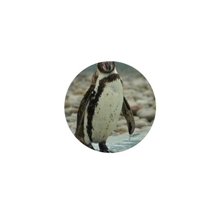 Penguin Mini Button