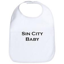 Sin City Baby Bib