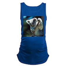 Koala Bear Maternity Tank Top