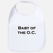 Baby of the O.C. Bib