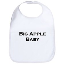Big Apple Baby Bib