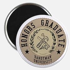 Handyman University Handy Man Magnet