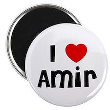 """I * Amir 2.25"""" Magnet (10 pack)"""