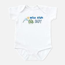 Mile High Baby Infant Bodysuit