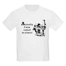 Barn Raised T-Shirt