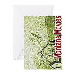 Montana Greeting Cards x6