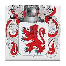 Condon Coat of Arms Tile Coaster