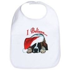 Saint I Believe Bib
