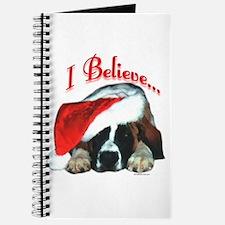 Saint I Believe Journal