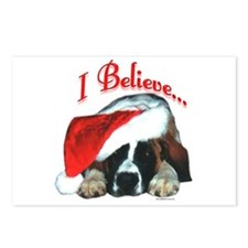 Saint I Believe Postcards (Package of 8)
