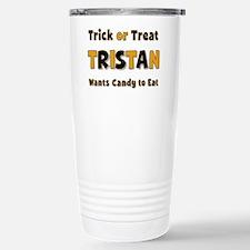 Tristan Trick or Treat Travel Mug