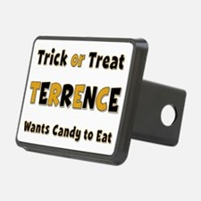 Terrence Trick or Treat Hitch Cover