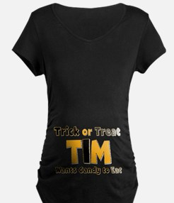 Tim Trick or Treat T-Shirt