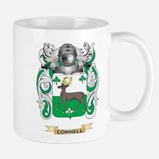 Connell Coat of Arms Mug