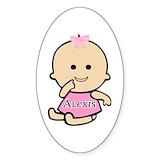 Alexis Bumper Stickers