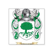 Conners Coat of Arms Sticker