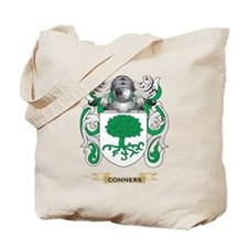 Conners Coat of Arms Tote Bag