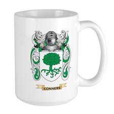 Conners Coat of Arms Mug