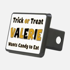 Valerie Trick or Treat Hitch Cover