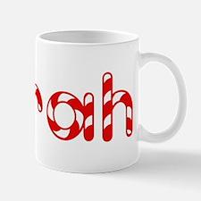 Sarah - Candy Cane Mug
