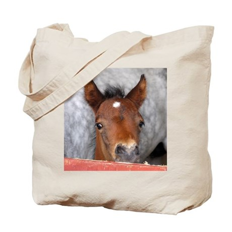 """Connemara Foal 2"" Tote Bag"