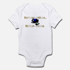 Police Infant Bodysuit