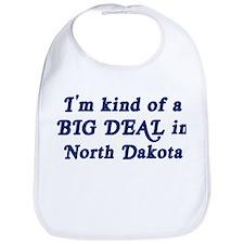 Big Deal in North Dakota Bib