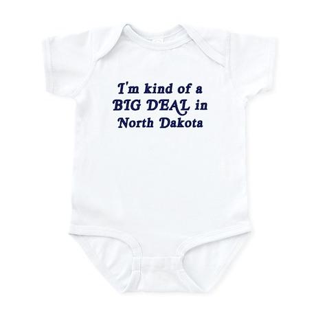 Big Deal in North Dakota Infant Bodysuit