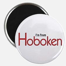 I'm from Hoboken Magnet
