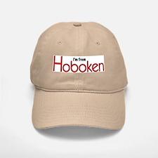 I'm from Hoboken Baseball Baseball Cap