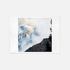 Millville fire 2013 5'x7'Area Rug