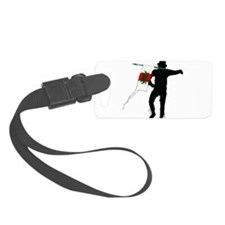 Midrealm Banner Bearer Luggage Tag
