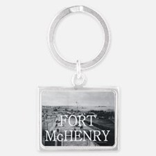 ABH Fort McHenry Landscape Keychain
